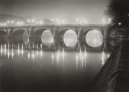 Brassai-Pont Neuf, Paris-1949