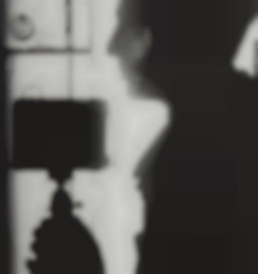 Andre Kertesz-Self-Portrait, Paris-1926