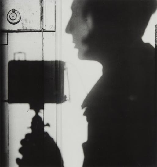 Andre Kertesz-Self-Portrait, Paris-1926