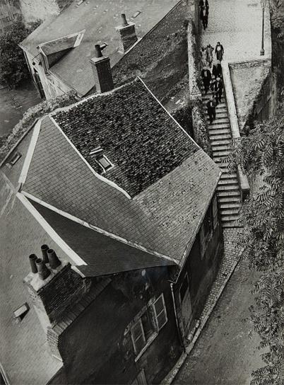 Andre Kertesz-Tuscany-1930