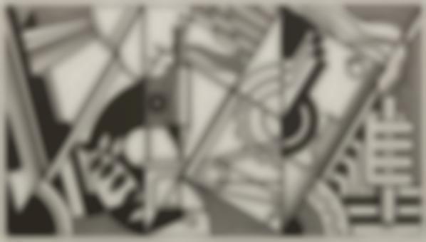 Roy Lichtenstein-Peace Through Chemistry III-1970