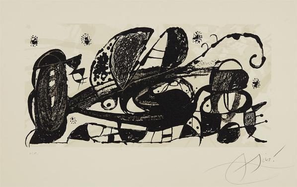 Joan Miro-Joan Miro-1974
