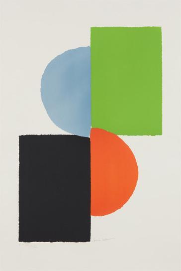 Sonia Delaunay-La Rochelle-1970