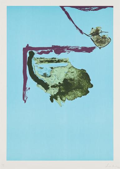 Helen Frankenthaler-La Sardana-1987
