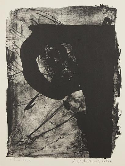 Robert Motherwell-Poet I-1962