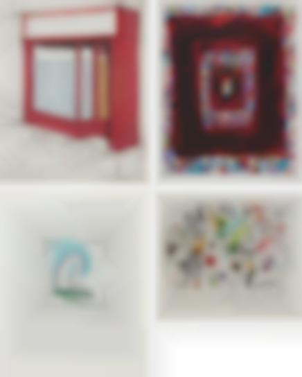 Various Artists - Marginalia: Hommage To Shimizu: Four Plates-1981