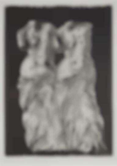 Jim Dine-Black Venus In The Wood-1983
