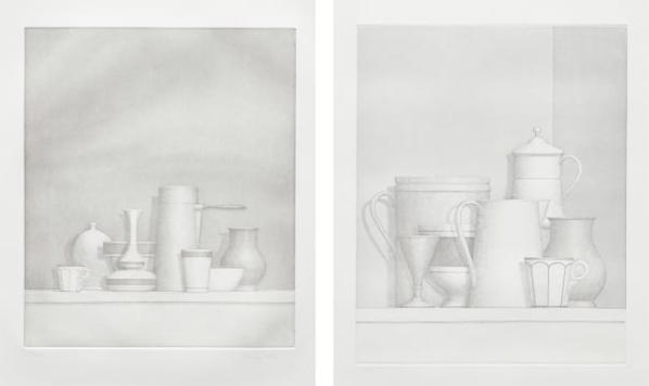 William Bailey - Untitled-1982
