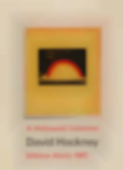 David Hockney-Hollywood Bowl Poster-1966