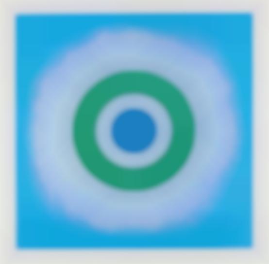 Kenneth Noland-Untitled-2009