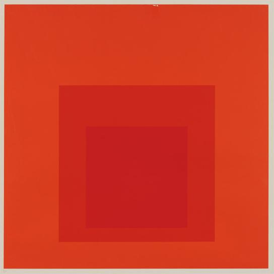 Josef Albers-Dr-A-1968