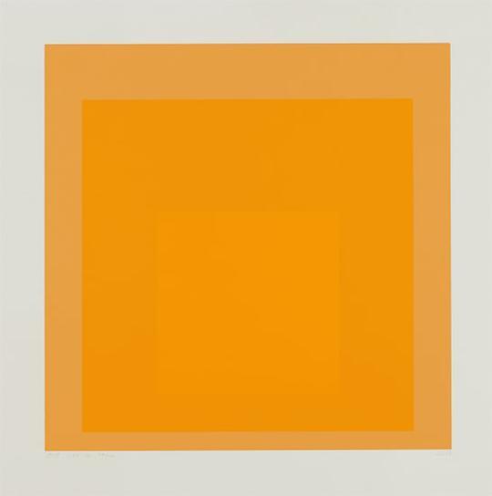 Josef Albers-I-S LXX A-1970