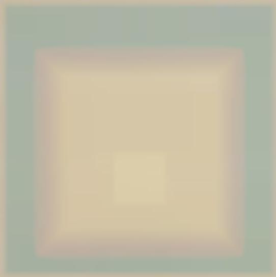 Josef Albers-Wls Vii, From White Line Squares (Series I)-1966