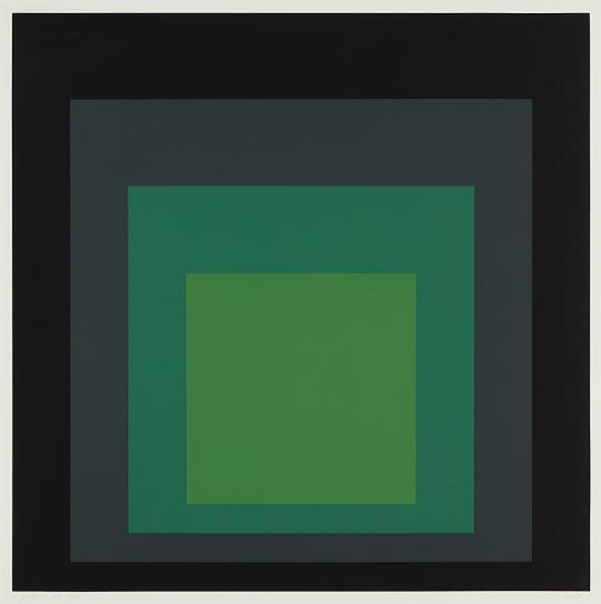 Josef Albers-I-S J-1973