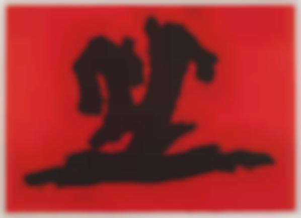 Robert Motherwell-Wave-1989
