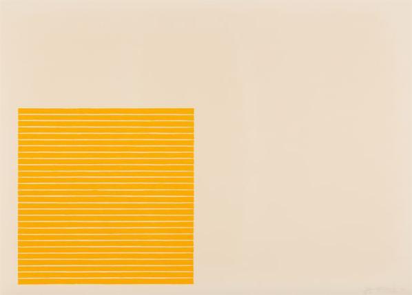 Frank Stella-Palmito Ranch, From Benjamin Moore Series-1971