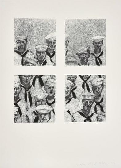 Richard Artschwager-Matrosen-1972
