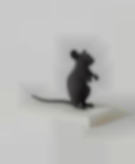 Katharina Fritsch-Mouse-1998