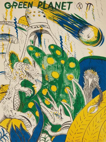 H.C. Westermann - Green Planet-1978