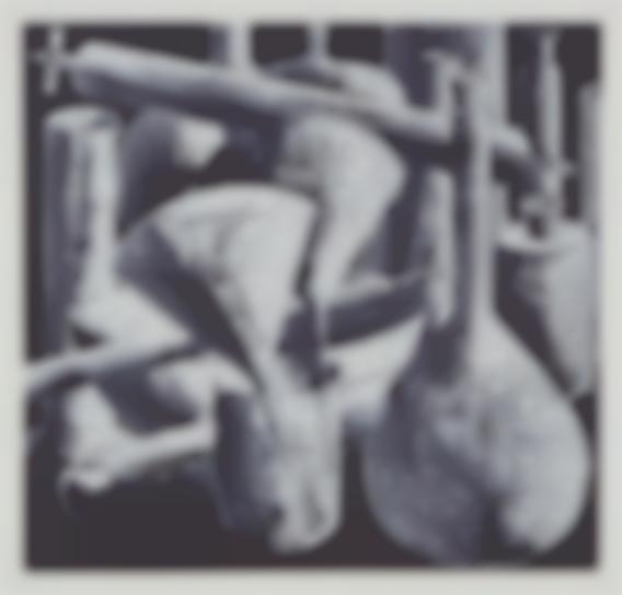 Tony Cragg-Laboratory Still Life No. 4-1988