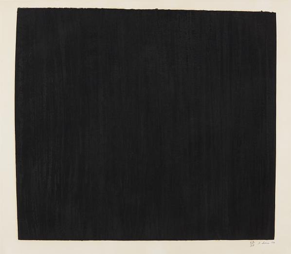 Richard Serra-Alberta Hunter-1985