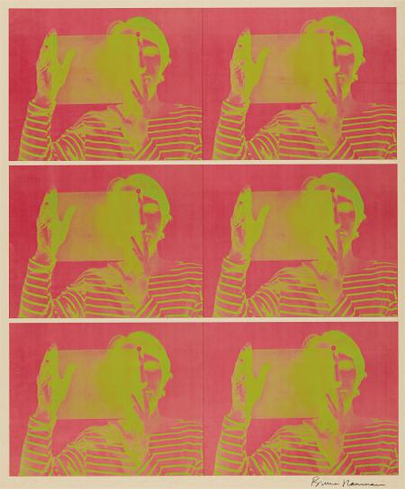 Bruce Nauman-Untitled-1970