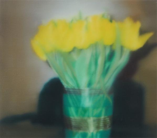 Gerhard Richter-Tulips (P17)-2017