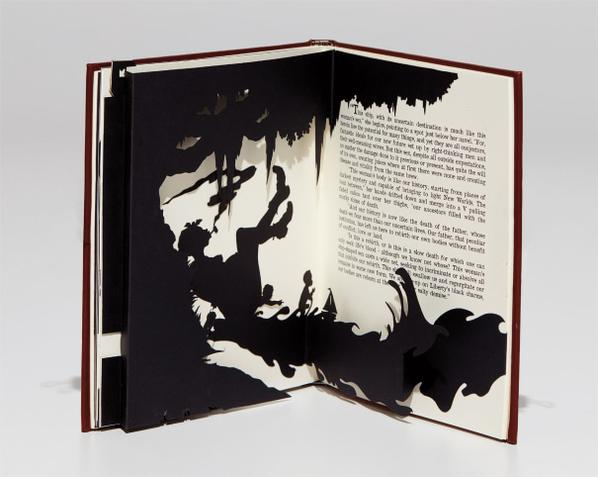 Kara Walker-Freedom: A Fable-1997