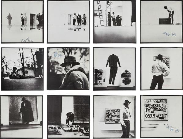 Joseph Beuys-3 Tonnen Edition (3 Ton Edition)-1985