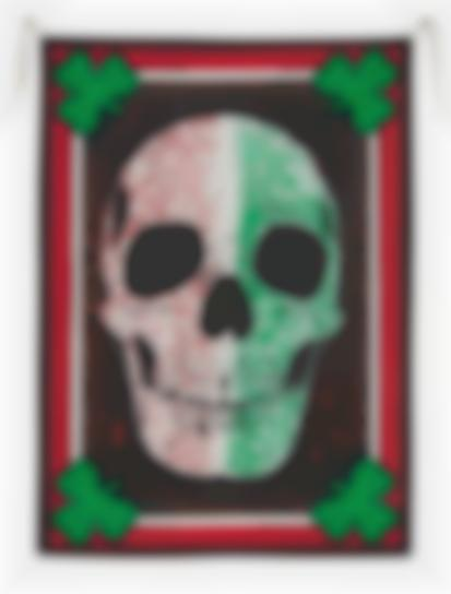 Mike Kelley-Emerald Eyehole, From Pansy Metal/Clovered Hoof-1989