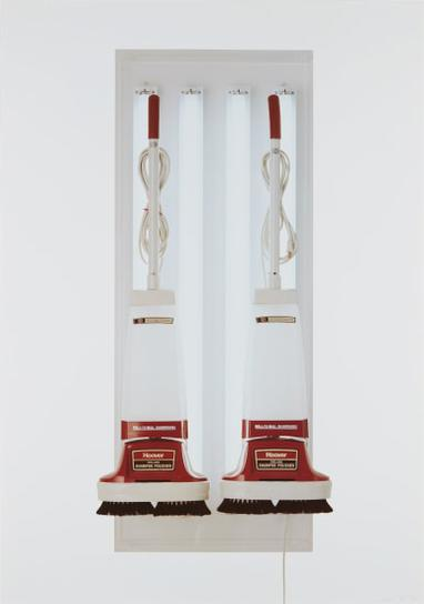 Jeff Koons-New Hoover Deluxe Shampoo Polishers, From Untitled Portfolio-1995