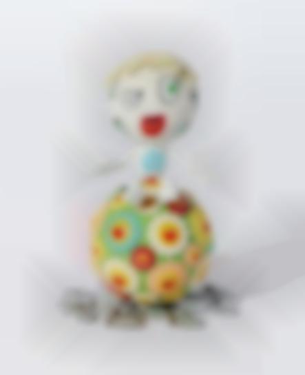 Takashi Murakami-Oval (Peter Norton Christmas Project 2000)-2000