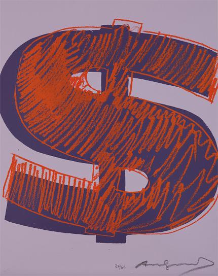 Andy Warhol-$(1)-1982