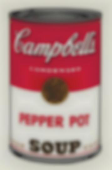 Andy Warhol-Pepper Pot, From Campbells Soup I-1968