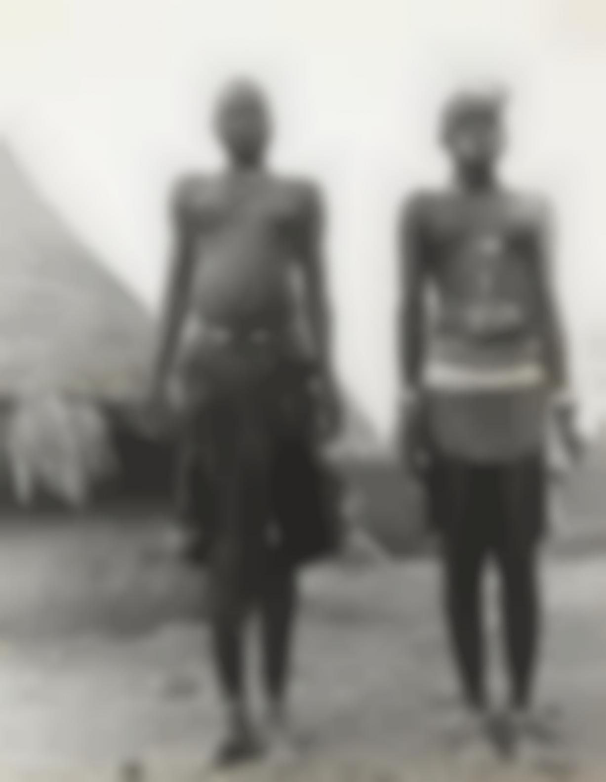 George Rodger - Selected Studies, Sudan, 1949-1951-
