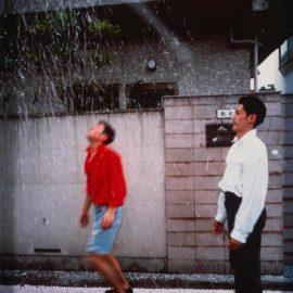 Nan Goldin-Honda Brothers In Cherry Blossoms #2-1994