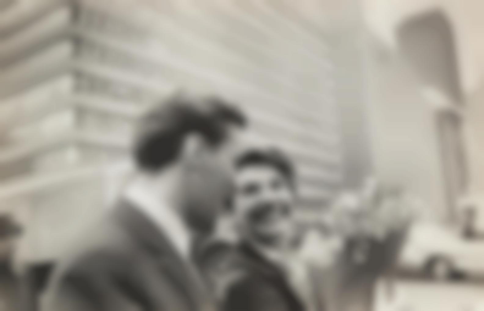 Robert Frank-New York Is , 1958-1959-