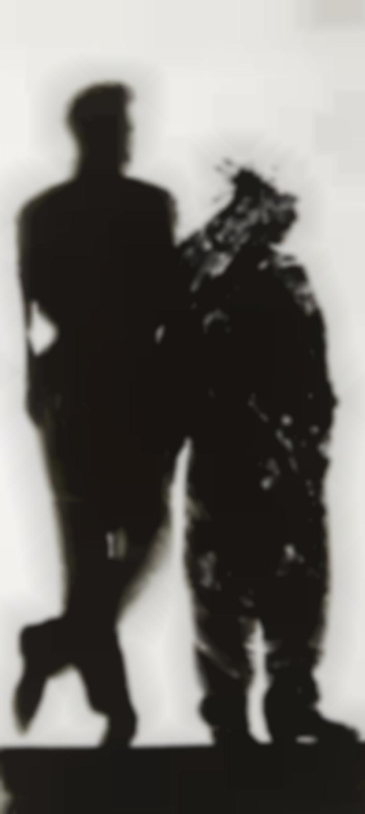 Floris Neususs - Portrait Photograms-1984