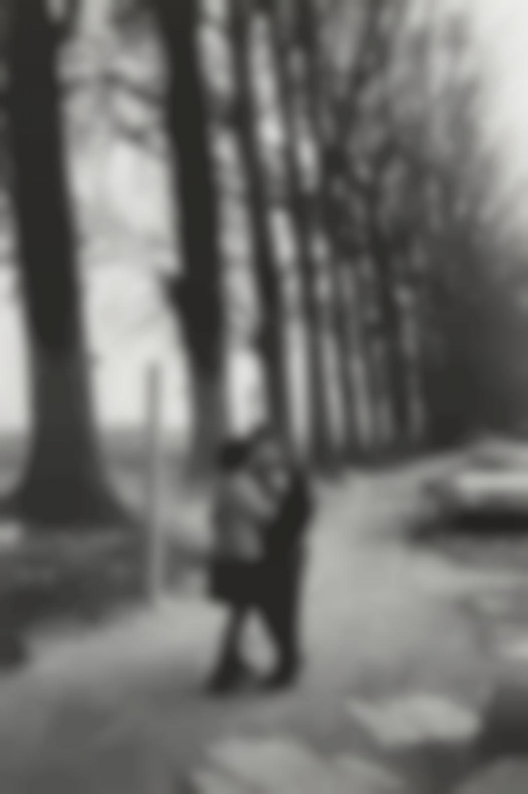 Gilles Peress - La Couple-1975