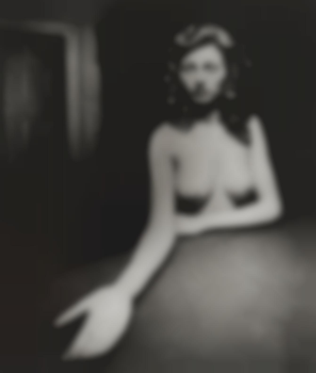 Bill Brandt-Nude, Micheldever, Hampshire, November-1948