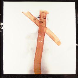 Bert Stern-Marilyn Monroe From The Last Sitting (Crucifix II)-1962