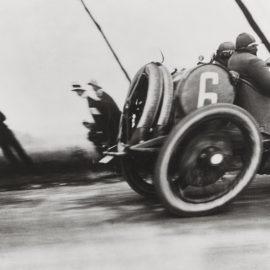 Jacques Henri Lartigue-Grand Prix De Lacf-1912