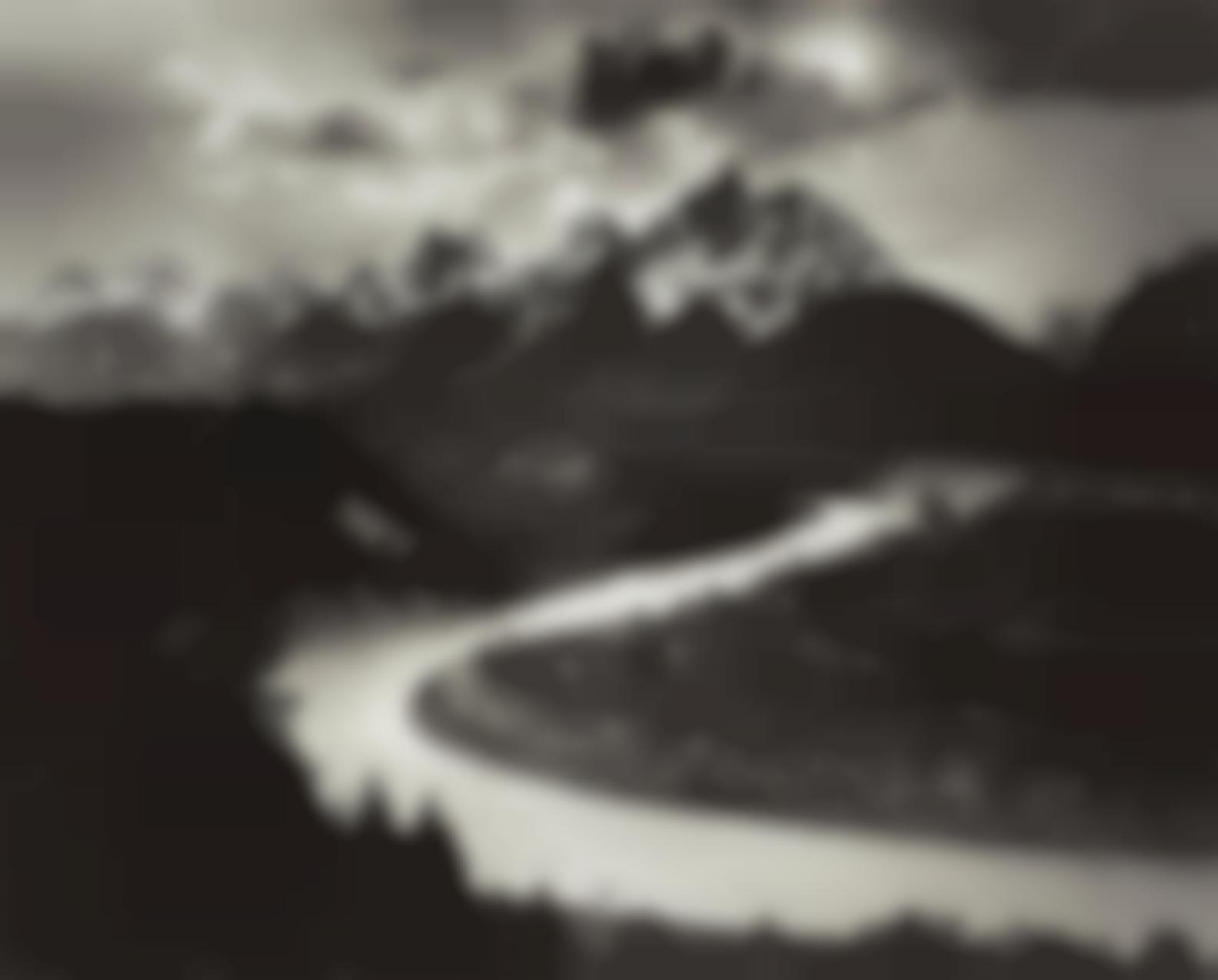 Ansel Adams-The Tetons And The Snake River, Grand Teton National Park, Wyoming-1942