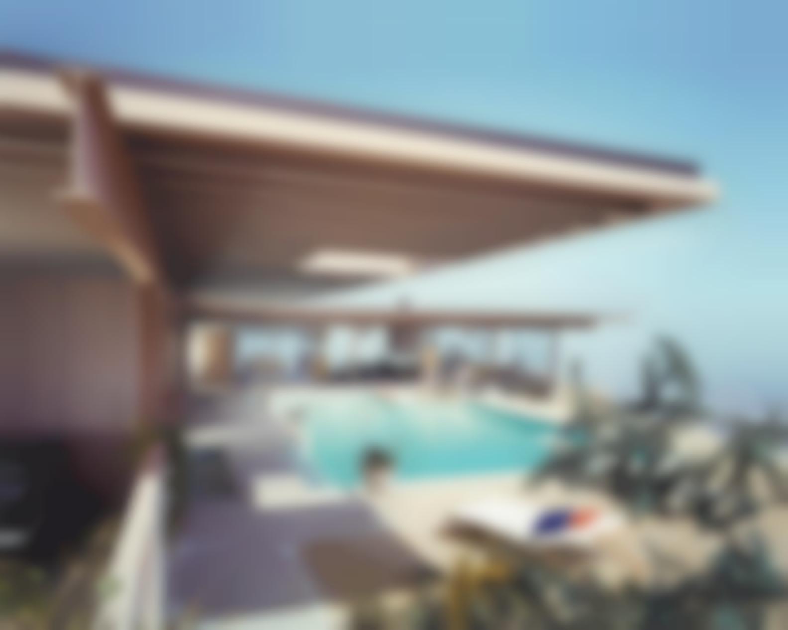 Julius Shulman-Case Study House #22, Los Angeles-1960