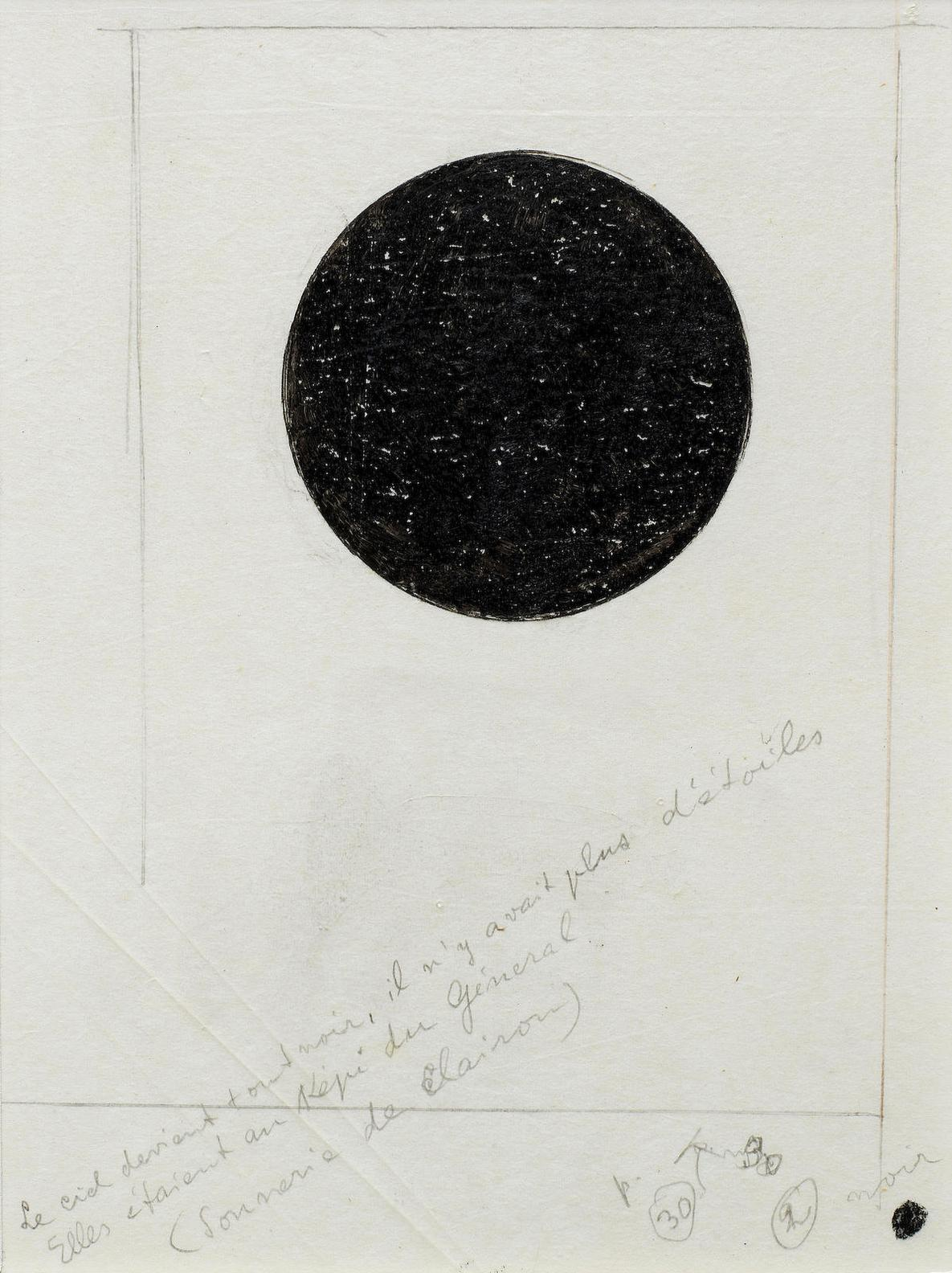 Max Ernst-La Ballade Du Soldat-1972
