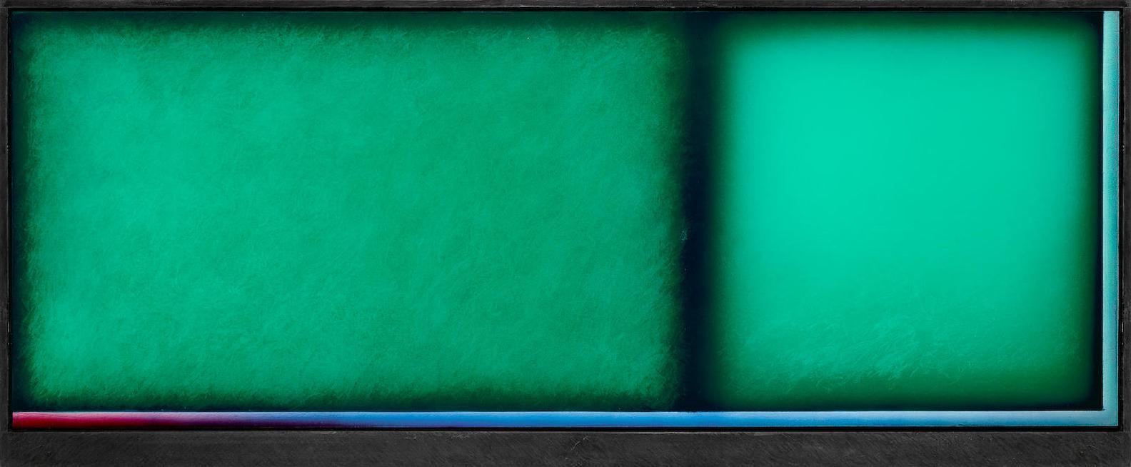 Eric Orr-Green Transformation #9-1988
