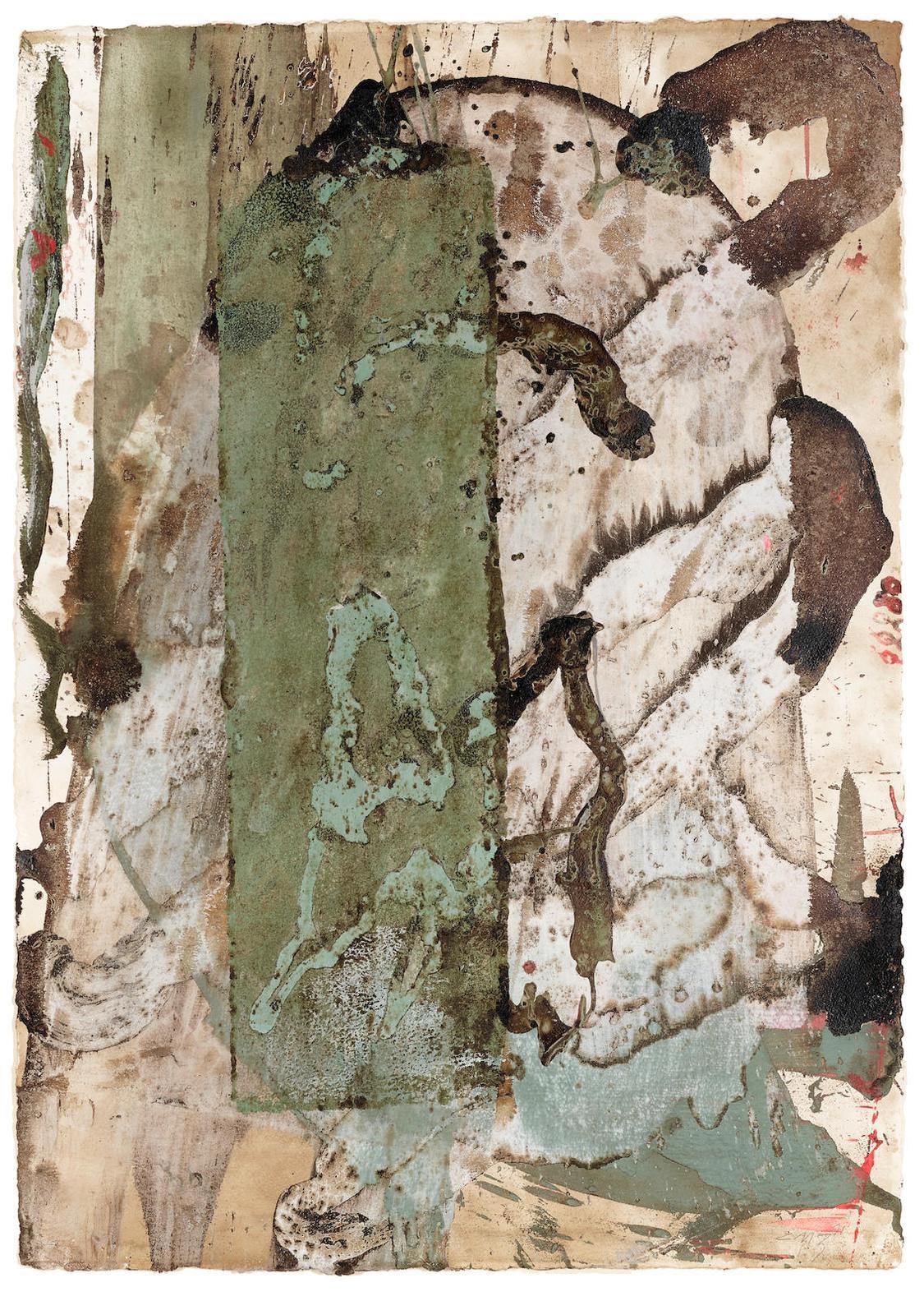 Ed Moses-Untitled-1991