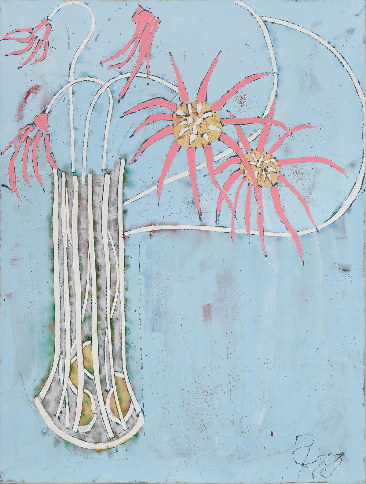 Craig Kauffman-Still Life-1988