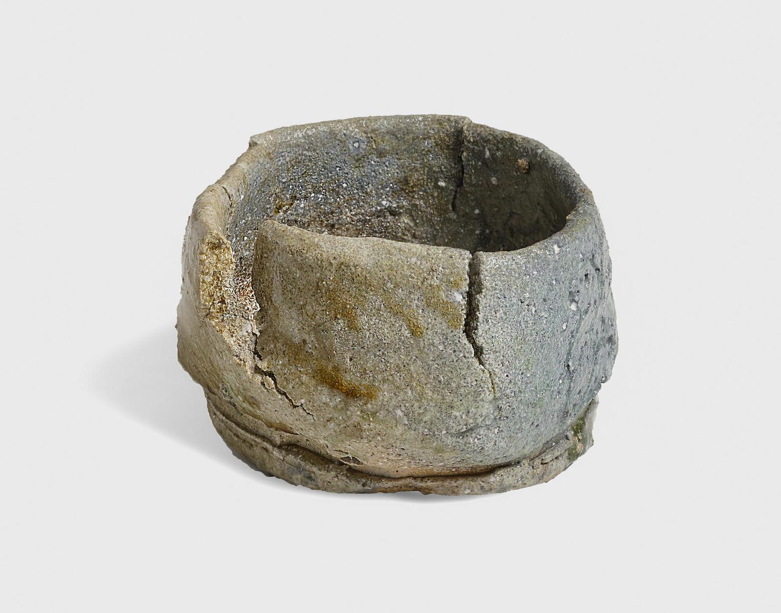 Peter Voulkos-Untitled (Tea Bowl)-1995