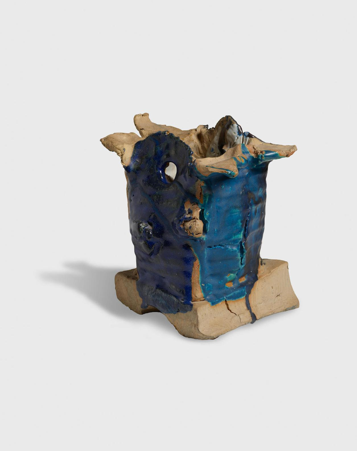 Peter Voulkos-Untitled Vessel-1963